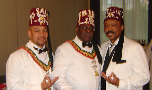 Nupes that are Shriners