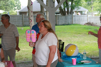Sue Williams Bday Party