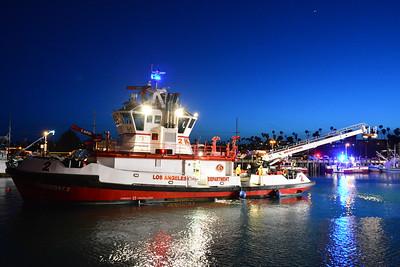 Harbor Incident (LAFD)