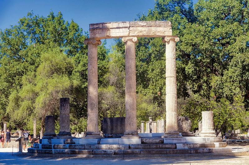 Olympia (Ολυμπία)