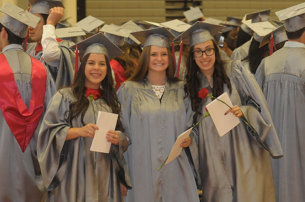 Upper Dublin High School graduation June 14, 2018. Gene Walsh — Digital First Media
