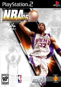 PS2 NBA 06