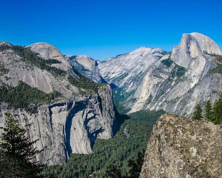 Yosemite June 2014 - Color