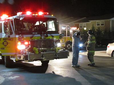 1/08/2011 - Gas Leak Lexwood Drive