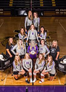Volleyball - 8th Grade, JV, Varsity