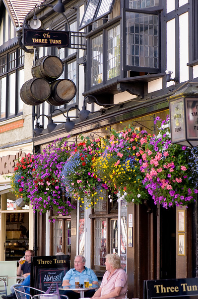 Pub, Uxbridge, Middlesex, United Kingdom