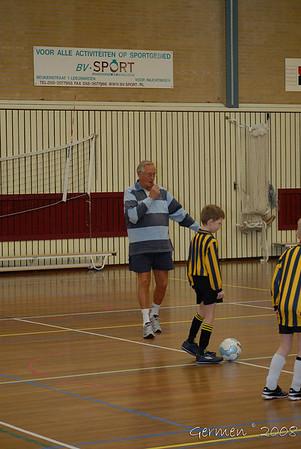 2008 F-Mixed Zaalvoetbal Tournooi Bilgaard Hal 9 Februari