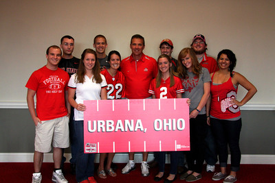 2012 Urban Meyer Photo Op