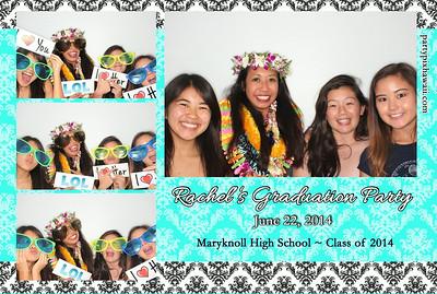 Rachel's Graduation (Luxury Photo Pod)