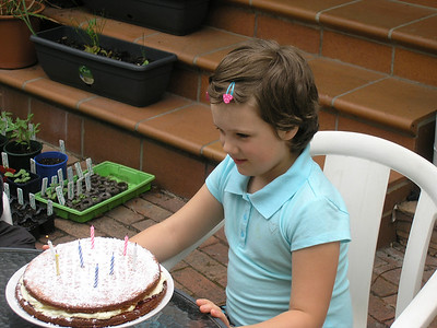 Abigail's 8th birthday