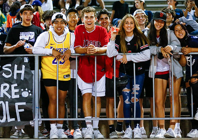 2021 NHS Game 4 Student Section - Jerseys!