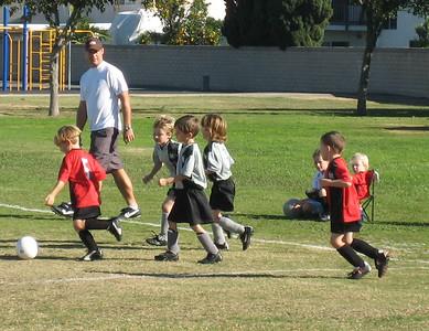 Sean's Soccer Game