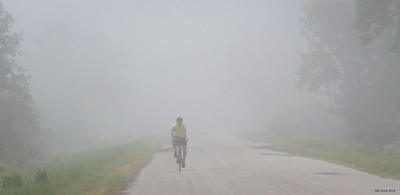 Pea Soup Fog? Get Lit Up!