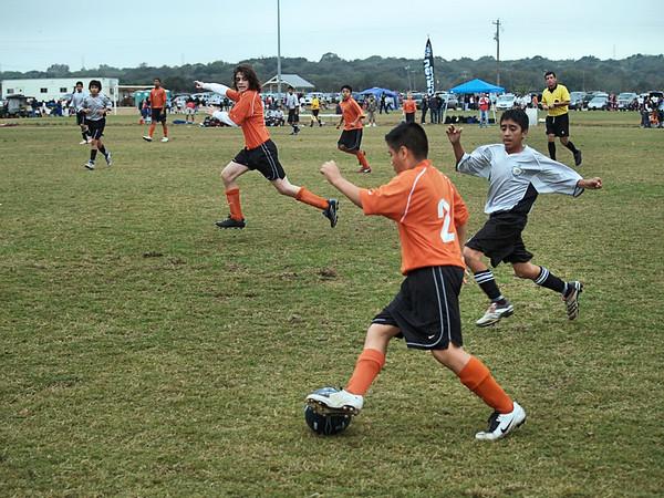 Ranger Soccer 11.17.2007