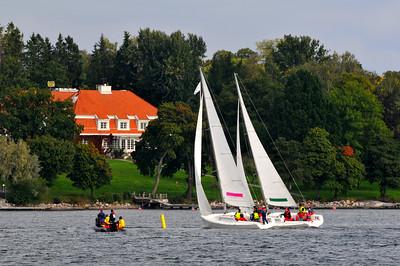 Accenture Fleet Race 2008