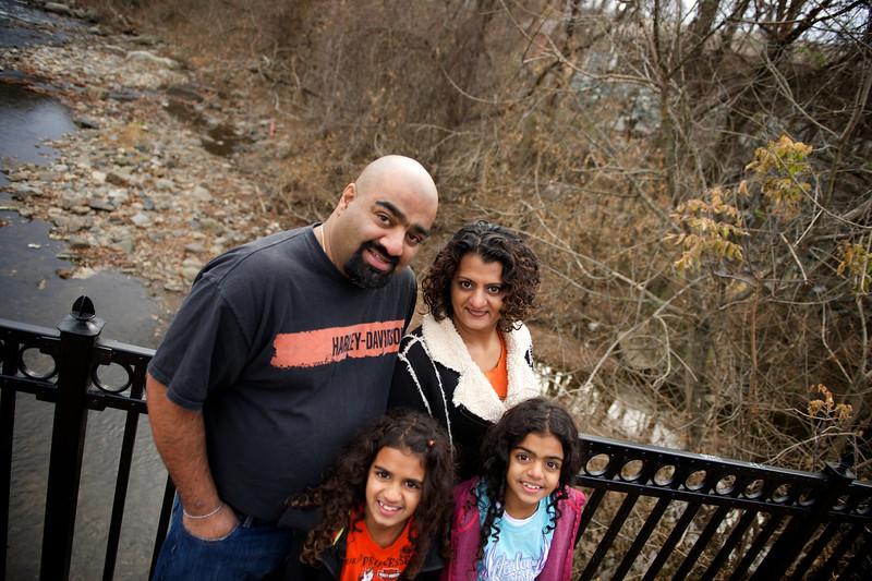 The Solanki Family