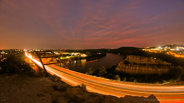 360 {Pennybacker} Bridge