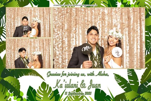 Ka'iulani & Juan Wedding