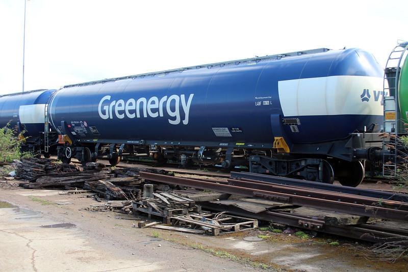 TEA 83707792001-0 Peterborough GBRF Depot 25/05/13.