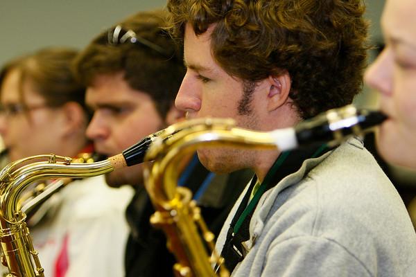 Pep Band Practice (10.15.07)