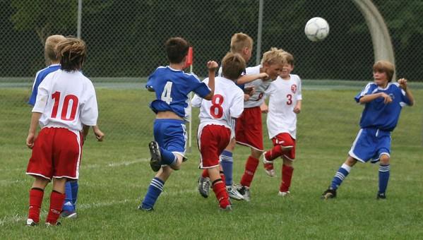 U-10 soccer Montville Tournament 2008