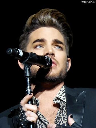 Adam Lambert, Las Vegas, 12-5-15