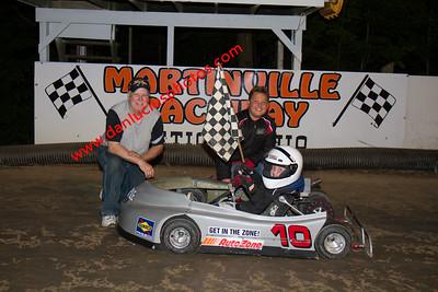 Martinville Raceway  06/03/17