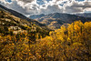 Fall Color outside Marble, CO