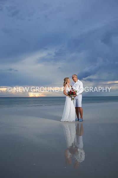 Olivia + Andy | Marco Beach Ocean Resort