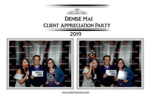 Denise Mai Client Appreciation Party 2019