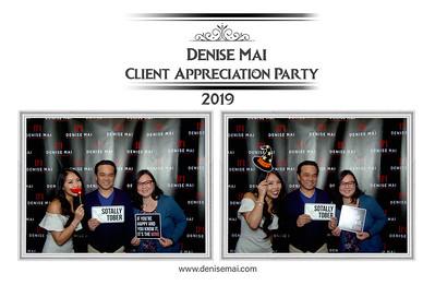 Denise Mai Client Appreciation Party 2019