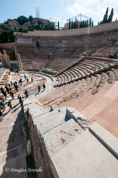 Cartagena, Spain - Roman Theater