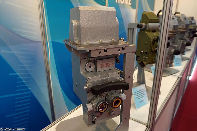 Комбинированный универсальный прицел ТКН-4ГА-01 (TKN-4GA-01 sight)
