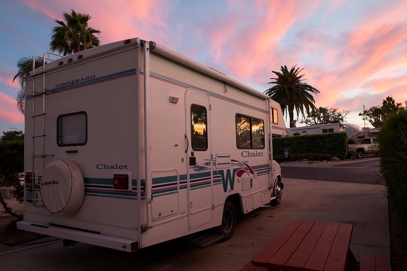 Chula Vista RV Resort in San Diego