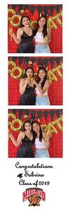 Sabrina's Graduation Celebration