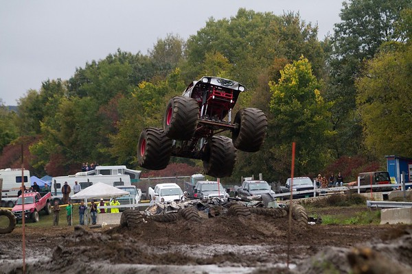 Monster Trucks Day 1