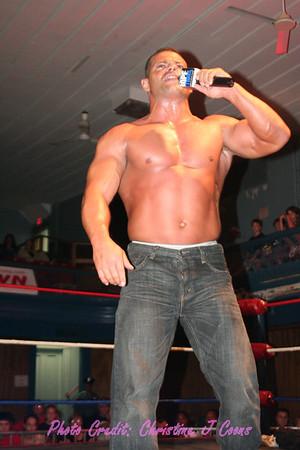 05 Justin Cage vs Jason Blade