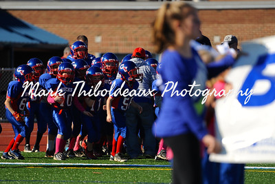 "Conestoga Valley Midget Football ""D"" v. L-S 10.26.14"