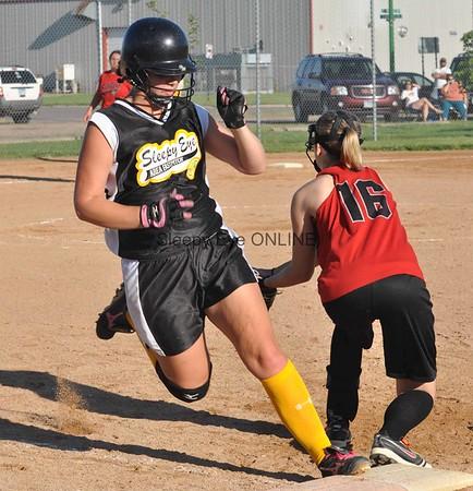 20110712 ASA 16U Softball