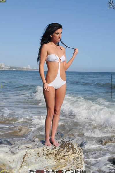 beautiful woman sunset beach swimsuit model 45surf 470..09..