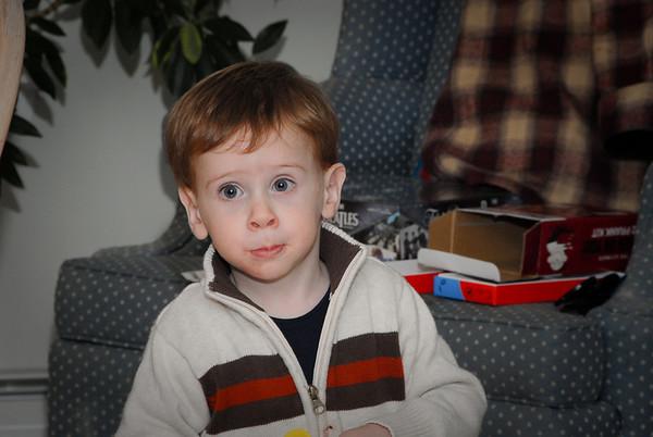 Kids at Thanksgiving 2009