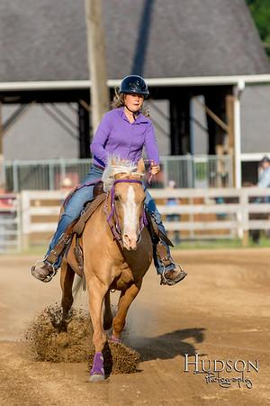 02. Cut Back, Ponies  Jr. Rider