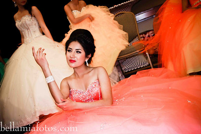 Quinceanera Magazine Expo 2012