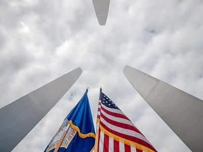 G FT 2016.09b Pentagon and Air Force Memorials