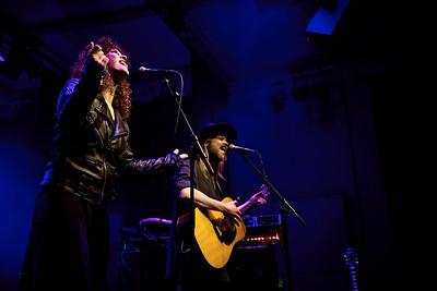 2018-04-12 Concert: Doldisar Frontar in Kristianstad
