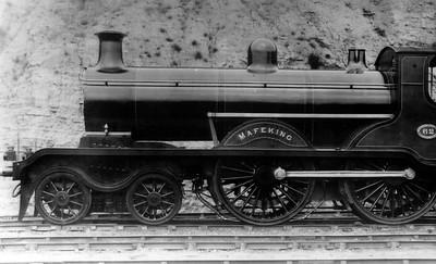 R.J. Billinton Tender Engines