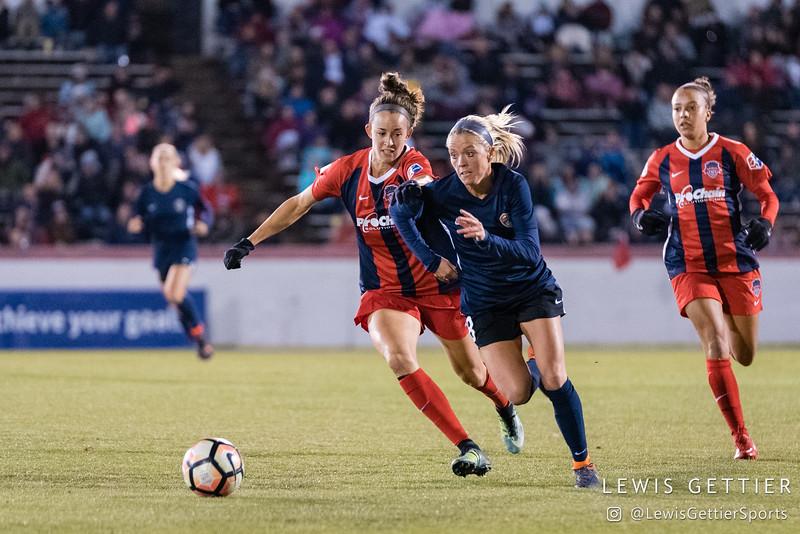 NWSL Preseason - NC Courage vs Washington Spirit