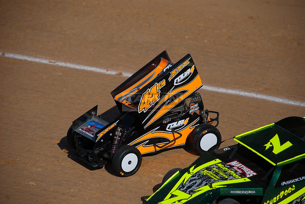 APR oval Pete's race
