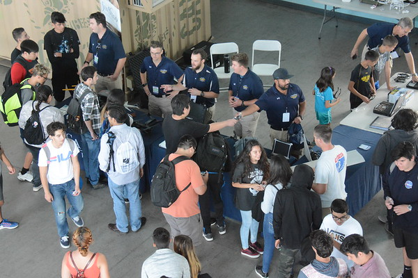 Fleet Week San Diego 2017 - Innovation Zone