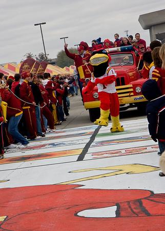 Iowa State Homecoming 2009
